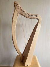 BRAND NEW 20 string lap harp