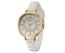 Mestige Women's 38mm The Ambrose In Gold w/ Crystals From Swarovski Watch