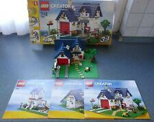 LEGO Creator Haus mit Garage (5891) komplett mit OVP