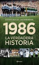 FIFA WORLD CUP 1986 La Verdadera Historia Book - The True Story