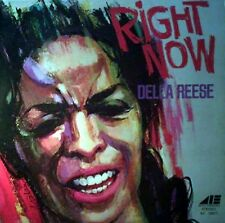 DELLA REESE GEORGE HARRISON RIGHT NOW LP 1972 ITALY