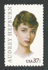 Audrey Hepburn Breakfast at Tiffany's My Fair Lady Roman Holiday US Stamp MINT !