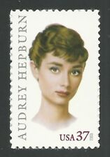 Audrey Hepburn Breakfast at Tiffany's My Fair Lady Roman Holiday US Stamp MINT !