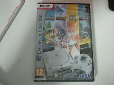 SEGA dreamcast collection Space Channel 5/Sonic adventure DX/Crazy Taxi PC EUR