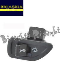 8066 - COMMUTATORE PULSANTE LUCI PIAGGIO SUPER HEXAGON GTX 12 125 2001-2002 M200