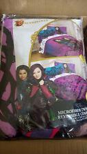 """New Descendants Comforter Microfiber 72"""" x 86"""" Twin/Full Reversible Comforter"""