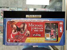 2007 Michael Jordan Career Box Fleer 200 Card Set Great Condition!!