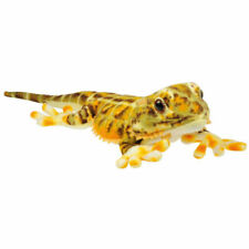 Blue Bug Plush Bearded Dragon - Soft Reptile Toy for Children and Adults