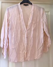 Atmosphere Peach Blouse, Size 14 - Lovely!