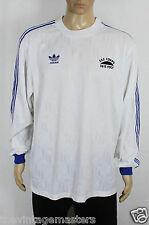 De Colección Adidas Originals Blanco empató Corpo Trébol TRIKOT JERSEY MAILLOT XL ST55