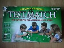Test Match Cricket Game - 2014 Crown & Andrews  - Play All Forms Of The Game !