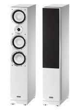 Magnat Quantum 757 Floor-standing loudspeaker (1pair) Piano White, 3 Way D. Bass