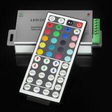 DC 12V-24V 12A 144W 44 Keys IR Remote Controller For RGB SMD 5050 3528 LED Strip