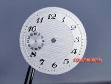 HR Nav B-Uhr Pilot Guilloche Watch Dial for ETA Unitas 6497 and ST-36 Movement