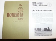 THE BOHEMIA STORY BY WALLY HUNTER & CHIPS & BARK VOL 3 NO 4 1969 OREGON LUMBER