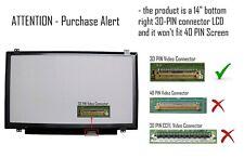 "14"" LED LCD Screen HD Matte Display Panel For HP-Compaq HP 240 G7 30PIn UK"