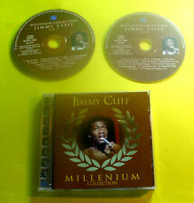 """2 CDs """" JIMMY CLIFF - MILLENIUM COLLECTION """" BEST OF / 30 SONGS (WAR A AFRICA)"""