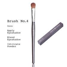Maquillaje Profesional Maquillaje Pincel de sombra de ojos MADEUP, ojo ahumado, Contour #4