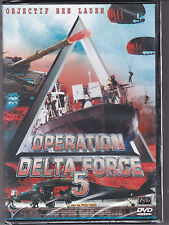 DVD OPÉRATION DELTA FORCE 5 OBJECTIF BEN LADEN DE 2010 NEUF SCELLE