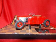 "Highway 61 Origins of Speed Model ""A"" Ford Roadster Red # 50159IN"