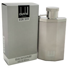 Desire Silver by Alfred Dunhill for Men - 3.4 oz EDT Spray