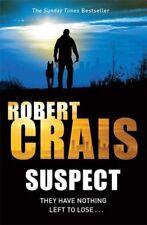 Suspect By Robert Crais. 9781409129646