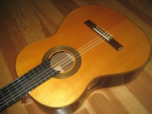 "Aria   "" Hauser copy "" Classical Guitar"