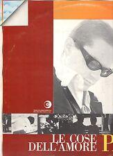 GINO PAOLI disco LP LE COSE DELL'AMORE made in ITALY Orizzonte ENNIO MORRICONE