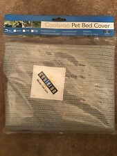 Coolaroo Replacement Pet Bed Cover -NEW - Gray - Small Size - Free Shipping!
