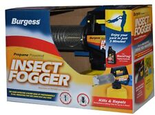 New Burgess Insect  Mosquito Bug Propane Fogger Sprayer
