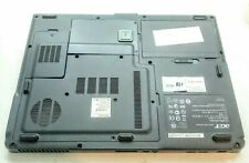 """Acer TravelMate BL50 4230 15.4"""" Bottom Base Chassis With Covers and Old BATTERY"""