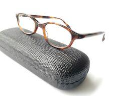 Hiero 312 oval tortoise women's eyeglass frames 46()19 145