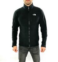 Men's The North Face Fleece Jacket In Black  Size Small
