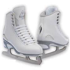 Patins Jackson 450 blanc lame MK I patinage artistique