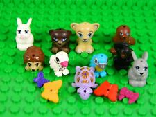 Lego Animals x10 Friends Baby Small Cute Puppy Genuine Brand New Lot A *