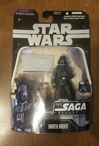 Star Wars The Saga Collection Darth Vader Ultimate Galactic Hunt #013
