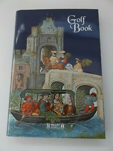 2004 GOLF BOOK by Carlos Miranda Garcia-Tejedor COMMENTARY VOLUME Simon Bening