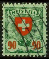 Svizzera 1924 SG 329 Usato 100%