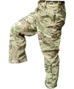 British Army Issue MTP Windproof Trousers Cold Weather Trouser Waist 34 inch New