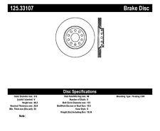 High Carbon Rotor-Preferred fits 1997-2006 Audi A4 Quattro A6 Quattro A4,A4 Quat