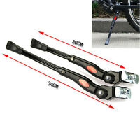 Heavy Duty Adjustable Mountain Bike Bicycle Cycle Prop Side Rear Kick Stand Pop