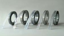 10 Rollen Lochband verzinkt 12mm/100m Drahtverschluss Montageband