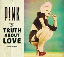 Pink-the truth about Love (Deluxe) - CD NEUF