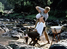 PHOTO OUT OF AFRICA - MERYL STREEP & ROBERT REDFORD REF (RED071020131)