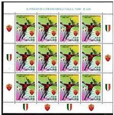 Italia 2001 Minifoglio Roma  Campione d'Italia MNH