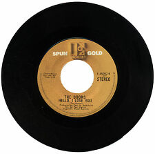 """DOORS  """"HELLO, I LOVE YOU c/w TOUCH ME """"   MONSTER PSYCH    60's    LISTEN!"""