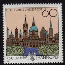 Germany 1991 The 750th Anniversary of Hannover SG 2338 MNH