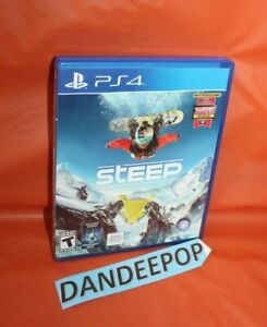 Steep (Sony PlayStation 4, 2016)