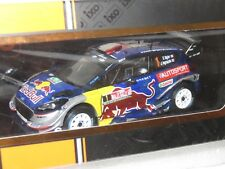 1/43 Ford Fiesta WRC Red Bull / Autosport Wales Rally GB 2017 S.Ogier W.Champion