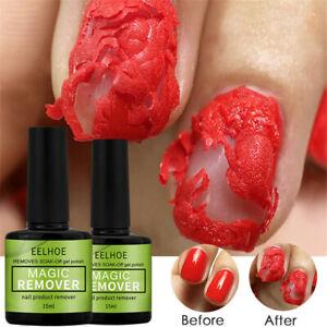Magic Burst Nail Gel Remover Polish Soak Off Gel Coat Cleaner Degreaser Primer